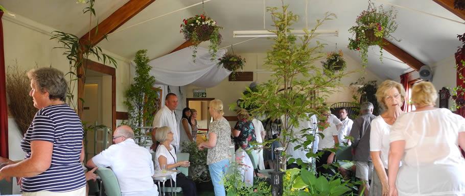Milton Open Gardens Indoor Garden