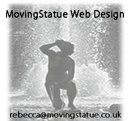 MovingStatue web design